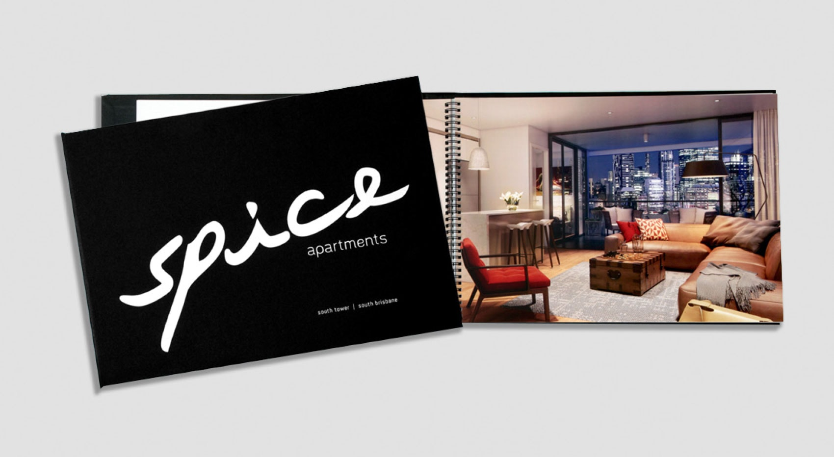 Spice Apartments Sales Book