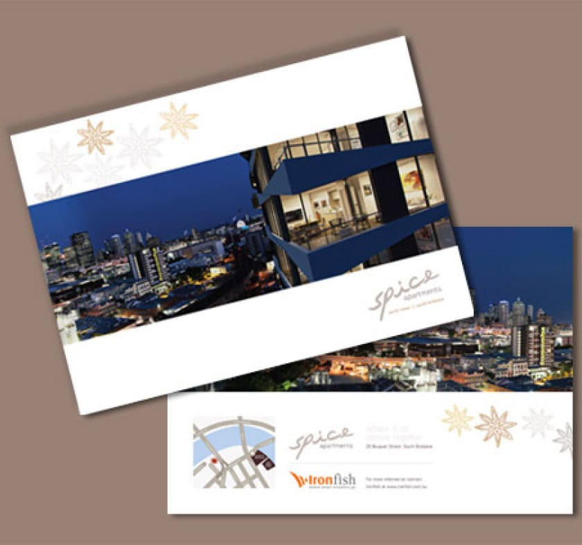 Spice North Tower Brochure